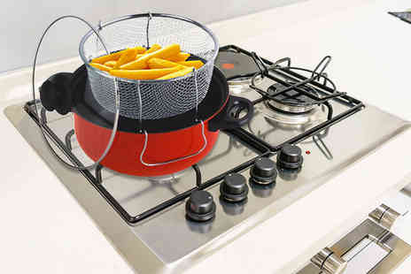 Direct 2 public - 3 in 1 steamer, cooker And fryer - Save 75%