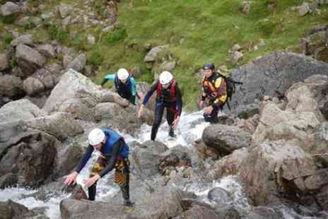 The Lake District Walker - Ghyll Scrambling in Newlands - Save 0%