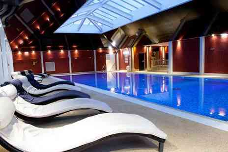 The Parsonage Hotel & Spa - Spa day for one or two with a 25 minute treatment plus refreshments - Save 41%
