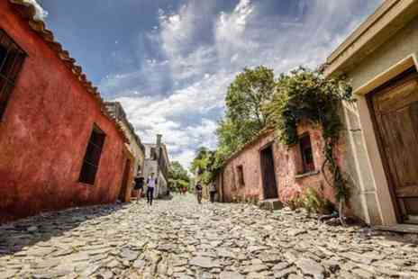 Europe Shuttle - Private Visit to Colonia del Sacramento from Montevideo by Van - Save 0%