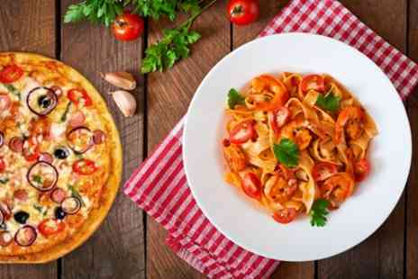 Osteria Rodizio Rico - All You Can Eat Pizza and Pasta with Choice of Cocktail for Up to Four - Save 38%
