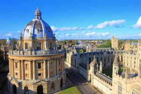 Evan Evans Tours - Oxford and a Picnic in the Cotswolds Small Group Tour - Save 0%