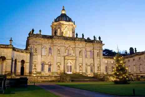 Grand Yorkshire - Castle Howard and Helmsley at Christmas, Tour from York - Save 0%