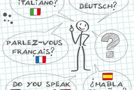 Vizual Coaching - Learn a new language choose from 10 languages - Save 92%