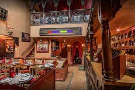 Souk Medina Covent Garden - Royal Feast Set Menu for Up to Four - Save 42%