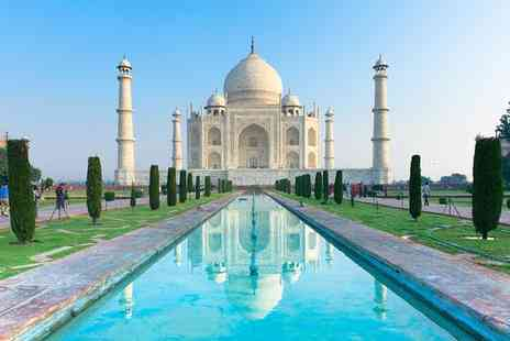 Golden Triangle Tour - Four or Five Star Enchanting Indian Tour & Optional All Inclusive Island - Save 0%