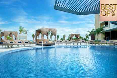 Hideaway at Royalton Riviera Cancun - Five Star Best of 2018 Unbeatable Adults Only All Inclusive Luxury - Save 0%