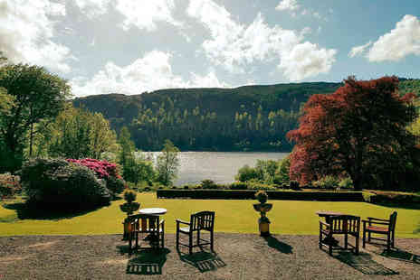 Dale Head Hall Lakeside Hotel - Two night stay for two with breakfast each morning - Save 20%
