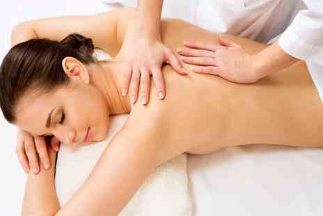 E FIX Massage Therapy - One hour Swedish massage for one - Save 68%