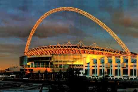 London Wembley - Double Room Stay for Two with Breakfast and Health Club Access - Save 17%