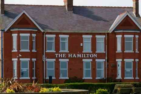 The Hamilton Hotel - One or Two Nights for Two with Breakfast - Save 0%