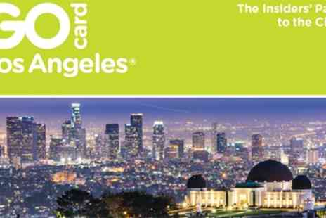 Ceetiz - Los Angeles Explorer Pass, 1, 2, 3 or 5 Day Entry to Over 30 Attractions - Save 0%