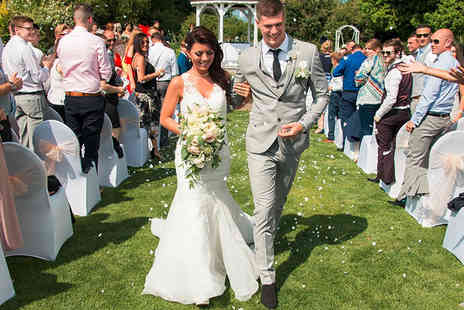 The Blazing Donkey - Four Star Kent wedding package for up to 50 guests - Save 0%