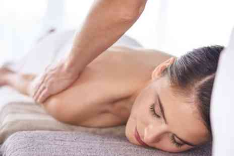 Tanezy - One Hour Massage - Save 37%