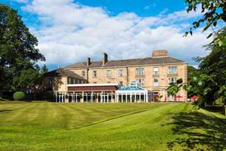 Gilsland Hall Hotel - Two Nights Cumbria getaway with dinner and wine - Save 60%