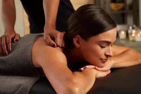 Unique Hair And Beauty - 30 Minute Back Neck and Shoulders Massage or 60 Minute Full Body Massage - Save 46%