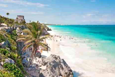 Crystal Travel - Four Star 7 or 10 Nights Stay All Inclusive at Cancun Bay Resort with Flights - Save 0%