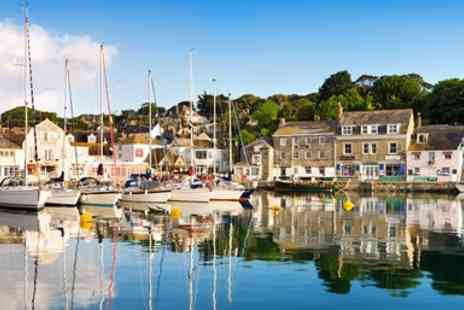Travelsmith Investments - 7 Nights Cornwall villa stay near Padstow - Save 52%