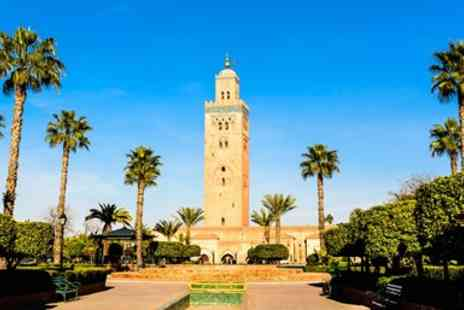 Teletext Holidays - Five star 4 Nights all inc Marrakesh break with flights - Save 0%