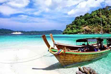 STA Travel - Chiang Mai to Koh Pangnan inc full moon party - Save 0%