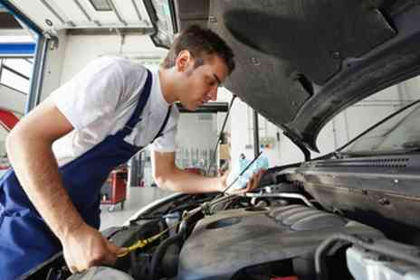 Just the Ticket MOT - MOT Test - Save 37%