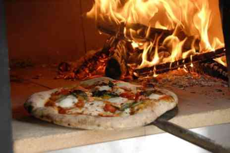 Paolos Pizzeria - Two Course Italian Meal for Two or Four - Save 54%