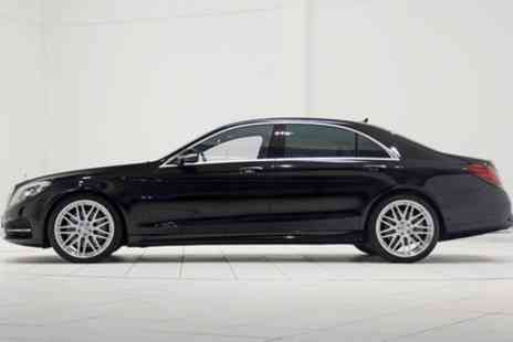 Europe Shuttle - Arrival Private Transfer Glasgow GLA Airport to Edinburgh City by Luxury Car - Save 0%