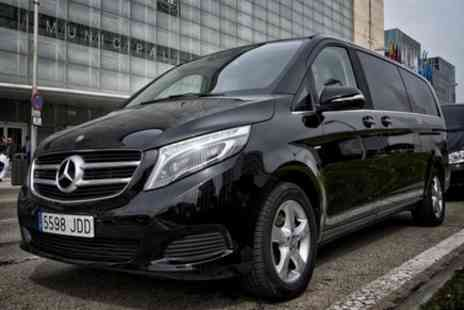 Europe Shuttle - Arrival Private Transfer Glasgow GLA Airport to Edinburgh City by Luxury Van - Save 0%