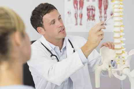 Whitley Bay Chiropractic - Two or Three Chiropractic Treatments with Consultation Included - Save 68%