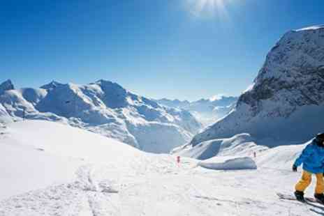 Alpine Elements - Seven nights catered ski week With Flights & transfers - Save 0%