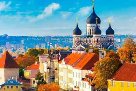 Exoticca - 7 Nights stay Lithuania, Latvia & Estonia tour With flights - Save 0%