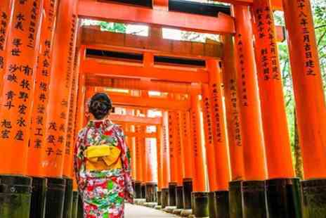 Exoticca - 10 Nights Stay Japan holiday With tours - Save 0%