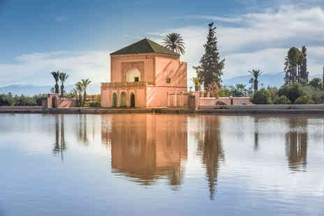 Super Escapes Travel - Four Star Two nights all inclusive Marrakech break with return flights - Save 32%