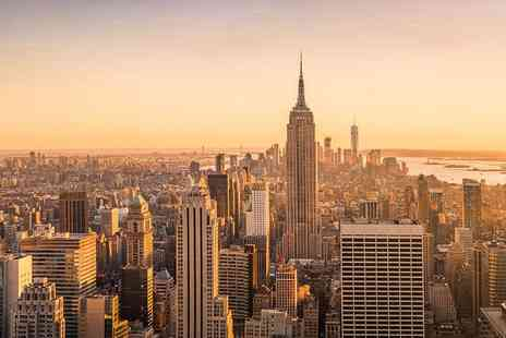Super Escapes Travel - Three nights New York city getaway with return flights - Save 38%