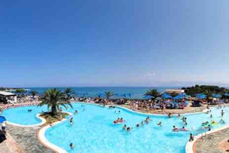 Globalhoppers - Deluxe 7 nights all inclusive Corfu holiday With flights - Save 0%