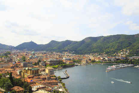 Super Escapes Travel - Two night Stay Lake Como getaway and flights - Save 26%