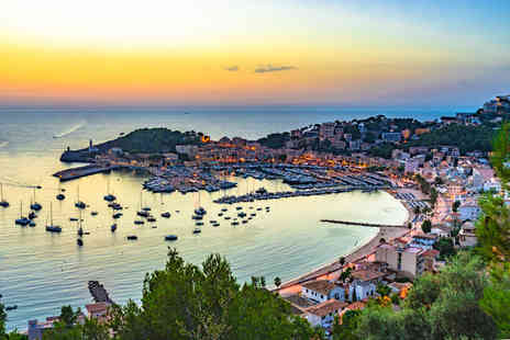 Super Escapes Travel - Three nights Stay all inclusive Mallorca holiday with return flights - Save 52%