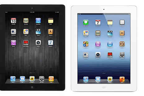 Refurb Phone - Apple iPad Four With 16Gb Available in Two Colours - Save 60%