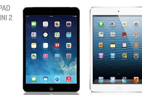 Refurb Phone - Apple iPad Mini Two or Three Choose 16Gb, 32Gb or 64Gb - Save 54%