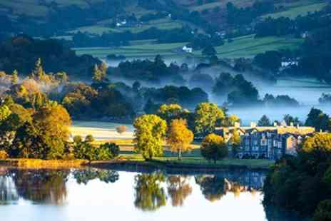 Bridge House Hotel - Two Nights Lake District stay with bottle of wine - Save 60%