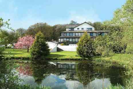 Damson Dene Hotel - Overnight Lake District break for two people with breakfast - Save 40%