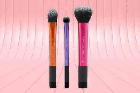 Deals Direct - Real Techniques travel brush kit - Save 20%
