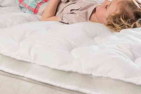 Groupon Goods Global GmbH - Single, Double or King Silentnight Airmax Mattress Topper - Save 37%