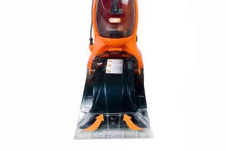 AMS Global - Vax 500W Rapide Spring Carpet Washer And Solution - Save 51%