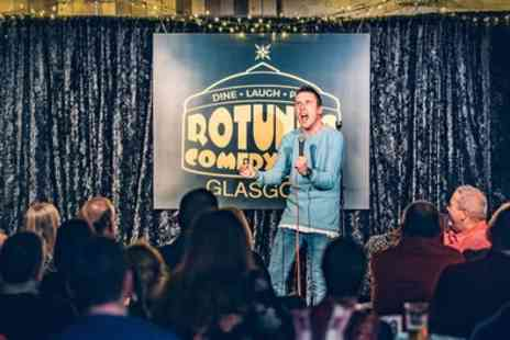 Rotunda Comedy Club - Thursday, Friday or Saturday Night Comedy Show for Up to Four - Save 43%