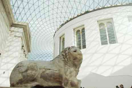 The Great Game - The British Museum Quiz Treasure Hunt for One or Two - Save 50%