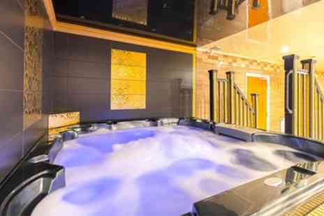 Safiyas Retreat - Two Hour Spa Access with Three Treatments and Facial Sample Pack for One or Two - Save 48%