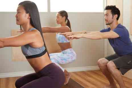 Philly Aime - Up to Ten Yoga Classes - Save 38%