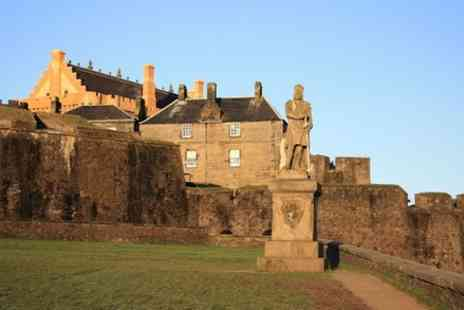 Rabbies Trail Burners - Stirling Castle, Loch Lomond and Whisky Trail Small Group Day Trip - Save 0%