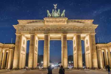 Crystal Travel - 2 To 4 Nights Stay at enjoy hotel Berlin City Messe with Return Flights - Save 0%